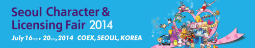 Character and Licensing Seoul 2014
