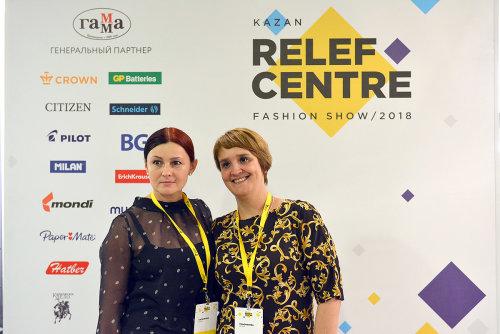 Kazan RELEF CENTRE Fashion Show 2018 глазами KanzOboz.ru