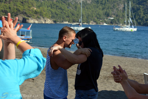 KanzRegata 2018 (Турция) - день третий