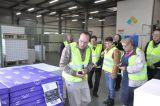 Поездка клиентов на фабрику Rives, 2011 г.