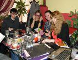 Ежемесячные Coffee-Chat, Москва-СПб