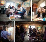 Проект Green Book с участием знаменитых художников