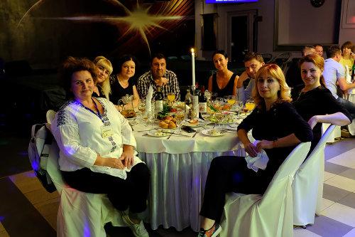 7 -я ежегодная дилерская конференция компании ″Канцснаб″