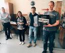 Европапир и Iggesund вручили приз победителю конкурса Патриотической открытки