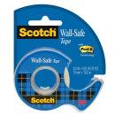 Сохраните приятные воспоминания с новой клейкой лентой Scotch® Wall-Safe tape