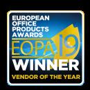 Компания ACCO Brands выиграла престижную награду EOPA Поставщик года!