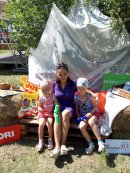 Компания Ермак совместно с партнерами приняла участие в крупнейшем летнем городском пикнике «Зеленый».