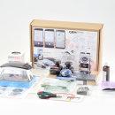Мининабор для изготовления печатей GRM: бизнес в маленькой коробке