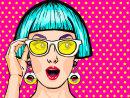 Картины по номерам ТМ «Фрея» хиты в стиле поп-арт