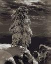 «На севере диком» – картина по номерам ТМ «Фрея» по мотивам И. Шишкина