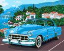 ТМ «Фрея»: хиты продаж картин по номерам серия «Город»