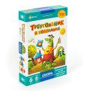 Пополнение линейки игр для развития детей от ТМ «Эврикус»: «Треугольник и компания»