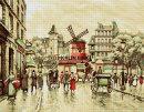 Кристальная мозаика ТМ «Фрея» серии «Городские мотивы»