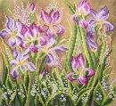 Хиты продаж наборов кристальной мозаики серии «Цветы» от ТМ «Фрея»