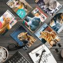Блокноты на гребне «Это котики» от компании «БиДжи»: удобно и красиво