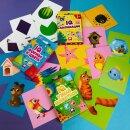 Красочная серия IQ-карточек от Феникс+