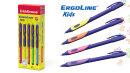 Ручки ErgoLine® Kids рекомендованы к использованию в школе