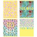 Тетради «Yes Wild»: красота неприрученной природы