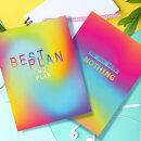 Бизнес-блокноты «Лучший план без плана»: когда нужно просто действовать