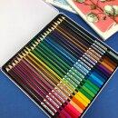 ХИТ от Fenix-Art: Набор цветных карандашей в металлическом кейсе.