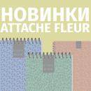 Новинки Attache Fleur