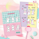 Бизнес-блокнот ″White kitty″: для тех, кто любит вещи с изюминкой