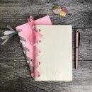 NEW! ESCALADA 2021. Красота и нежность: записная книжка с атласной лентой.