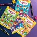 Серия детских развивающих книжек ″Приключения зверят″ от Феникс+