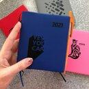 ESCALADA 2021. Серия датированных ежедневников в ПВХ-обложке со смелыми дизайнами.