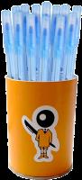 Шариковая Ручка Round Stic Classic в стакане