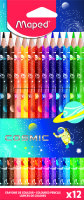 Декорированные цветные карандаши Cosmic
