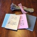 Meow! Серия записных книжек от Escalada с милейшими котиками.