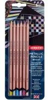 Набор цветных карандашей Metallic Colours