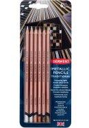 Набор цветных карандашей Metallic Traditional