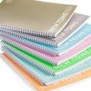 Любимый NEWtone от Hatber Premium: Новые цвета в тетрадях А4 формата.
