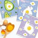 Тетради Hatber: Просто добавь яйцо!