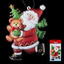 Новый тренд новогоднего сезона - фольгированные украшения из ПВХ
