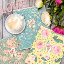 Тетради BG общие «Люблю цветы»: нежность лепестков