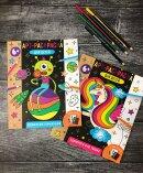 ВАУ-НОВИНКА от Феникс+! Арт-раскраска для детей
