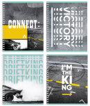 Тетради BG общие ″Сonnect″: будь на связи!