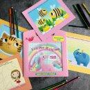 Многоразовый набор карточек ″Пиши, играй, стирай″ от Феникс+