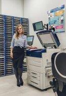 Компания OQ расширила возможности полноцветной и монохромной печати благодаря услугам аутсорсинга Xerox и «Импресс»