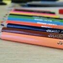 Цветные карандаши JUMBO от Hatber.