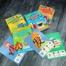 Хит! Карточки для изучения китайского языка с многоразовыми прописями от Феникс+