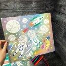 Хит! Уникальная магическая раскраска от Феникс+