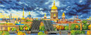 Кристальная мозаика «Питер» от ТМ «Фрея»