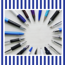 Новые ручки Essay и Pearl Shine
