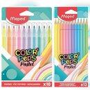 Цветные карандаши и фломастеры Pastel