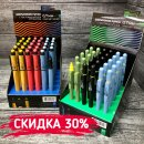 СКИДКА 30% на мегакрутые ручки с текстовыделителем и стилусом от Феникс+!