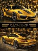 Школьный дневник BG для 1-4 классов «Premium car»: устоять невозможно